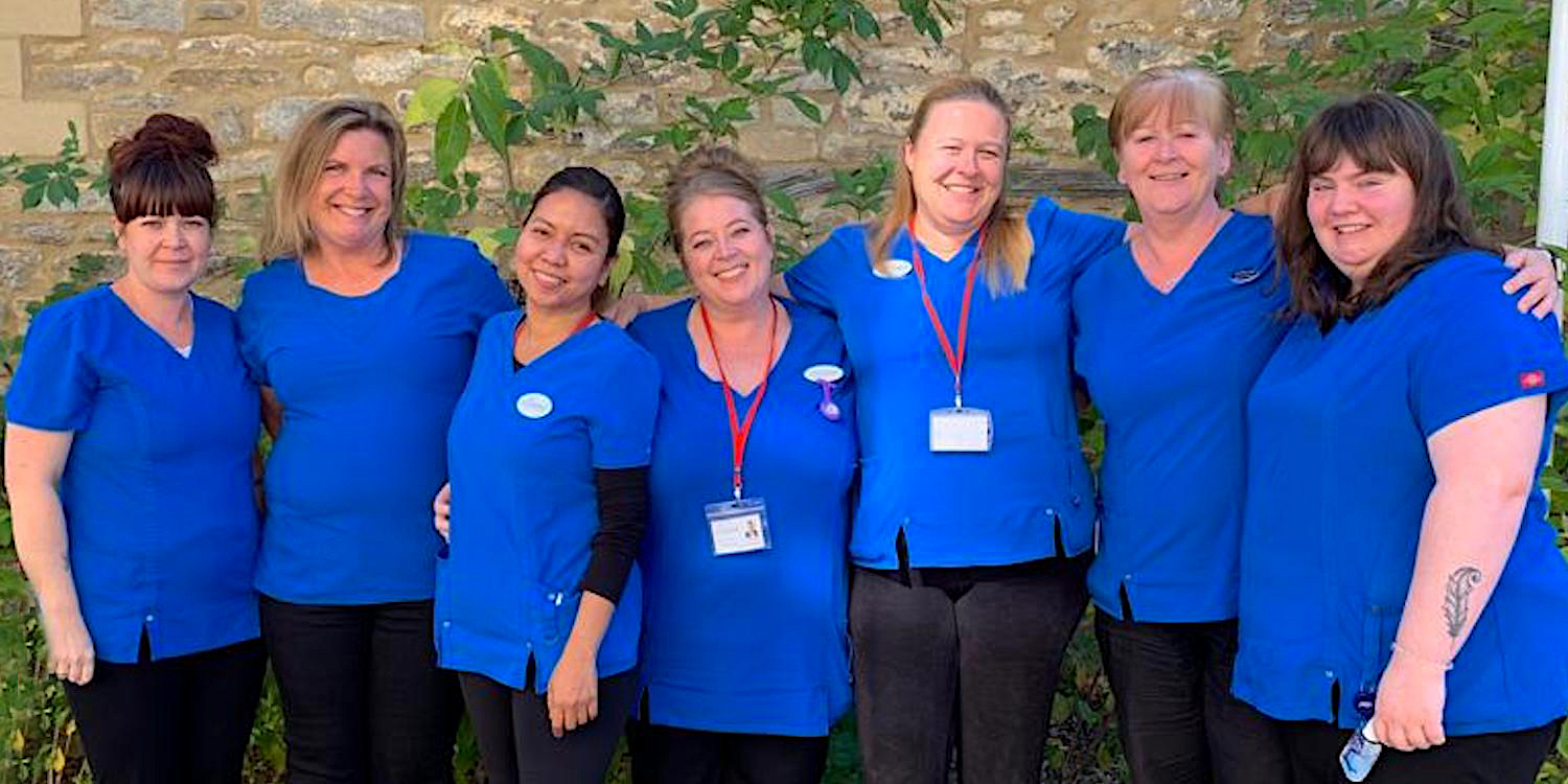 Our team - The carers